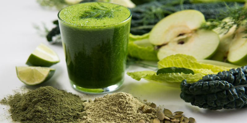 Green Zen Detox Smoothie