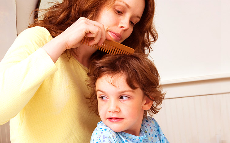 how to deal with lice