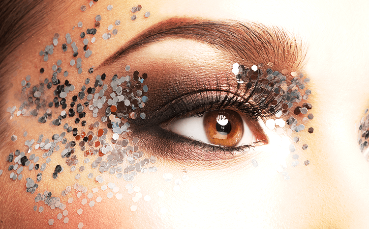 go glam with your new years eve makeup