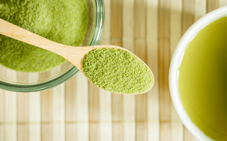 matcha, health benefits, uses for