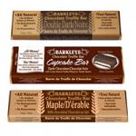 Barkley's All-Natural Chocolate Bars