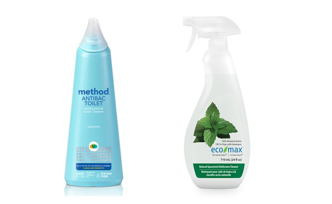 Our Favourite Green Cleaners For Every Surface Room In The House - Method bathroom cleaner ingredients