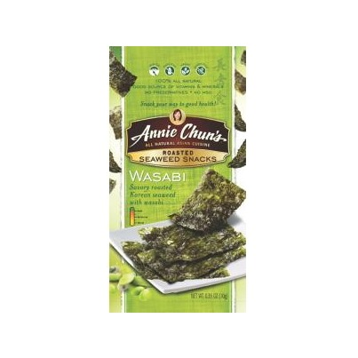 Annie Chung's Roasted Seaweed Snacks