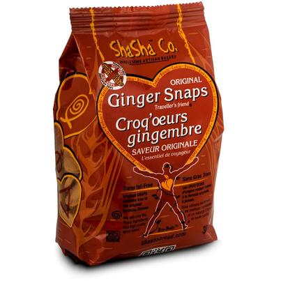 ShaSha Co Ginger Snaps