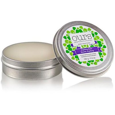 Ours by Cheryl Hickey Anything Balm