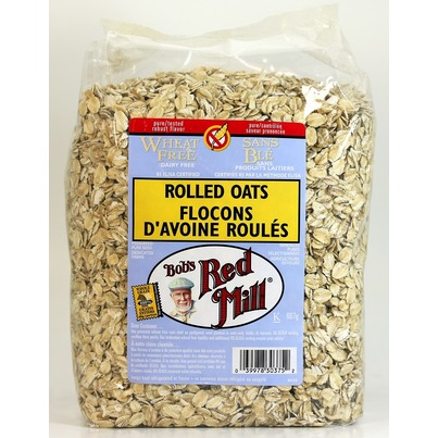 bob's red mill wheat-free rolled oats