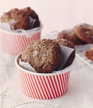 Ginger Squash Molasses Cookies Canadian Family