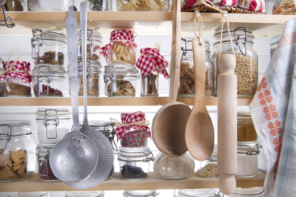 healthy pantry essentials