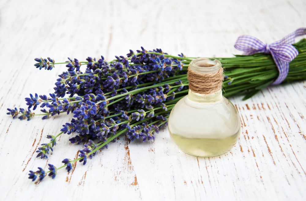 Essential Oil DIY: Relaxing Blend Massage Oil