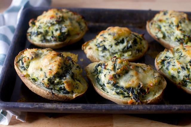 Twice Baked Potatoes with Kale Recipe Smitten Kitchen