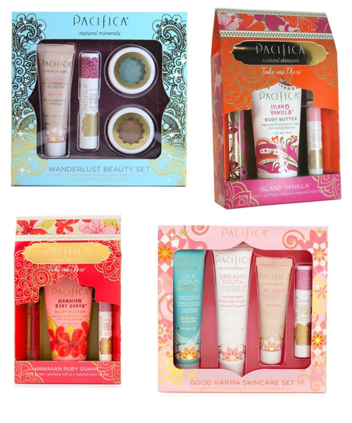 Pacifica Gift Sets
