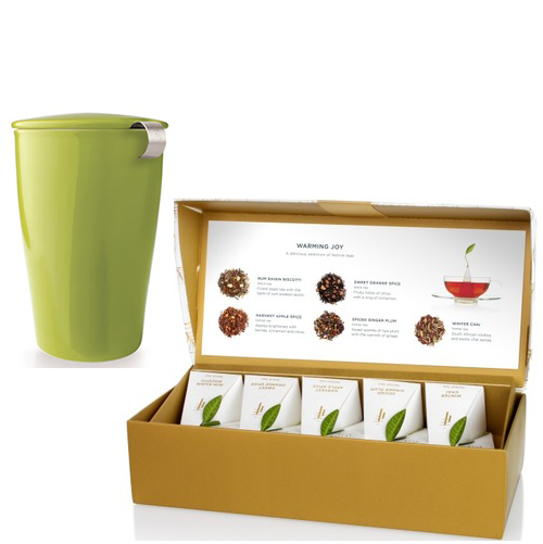 Tea Forte Gift Box and Mug