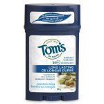 Toms Of Maine Men's Long Lasting Wide Stick Deodorant