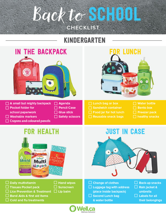 BackToSchool-checklist-kindergarten