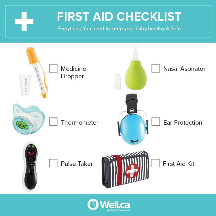 first-aid-checklist