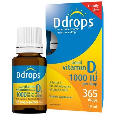 Ddrops baby drops