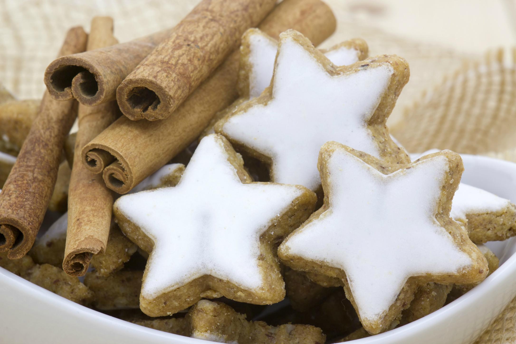 Healthy Cinnamon Star Cookies Wellbeing By Well Ca