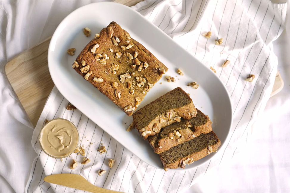 Gluten Free Banana Bread from Kim D'Eon