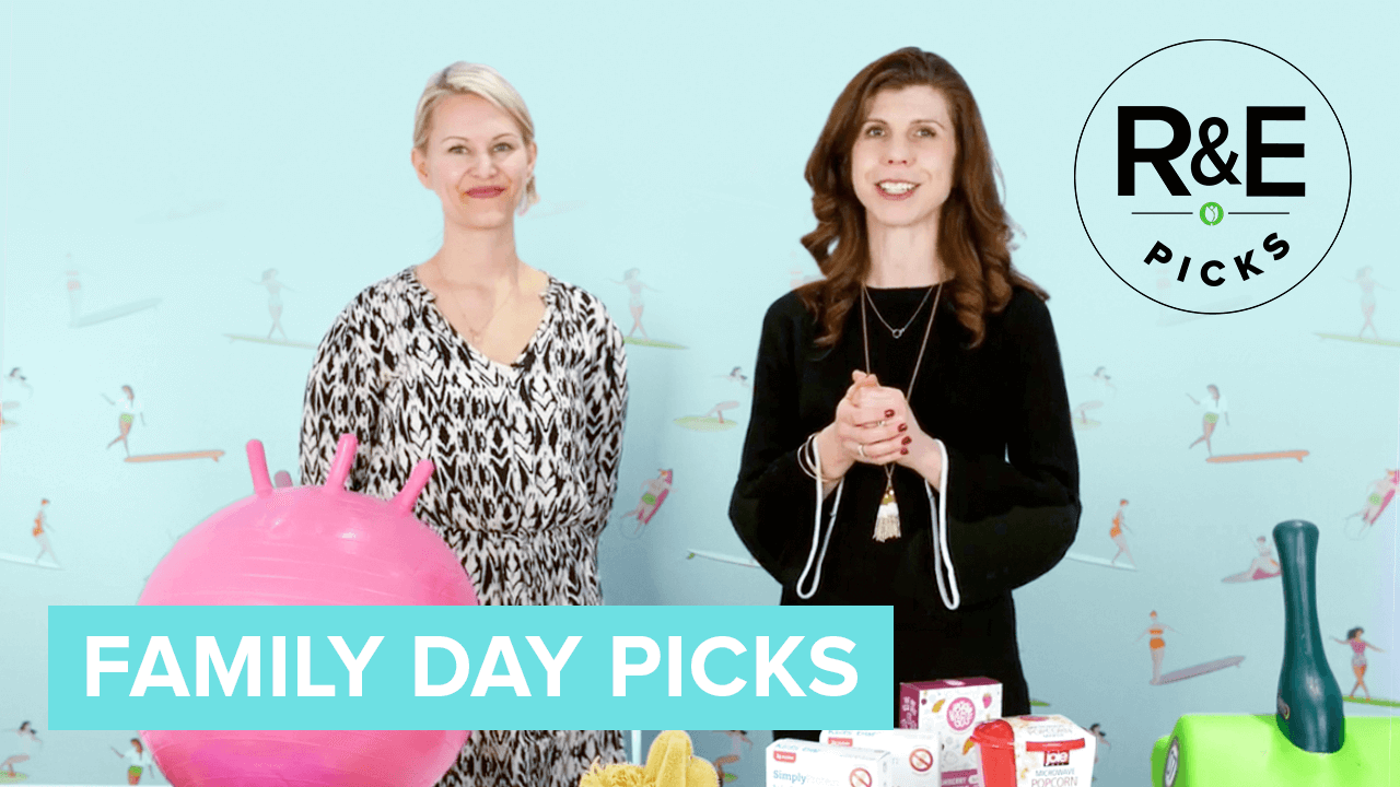 rebecca & erin's family day picks thumbnail