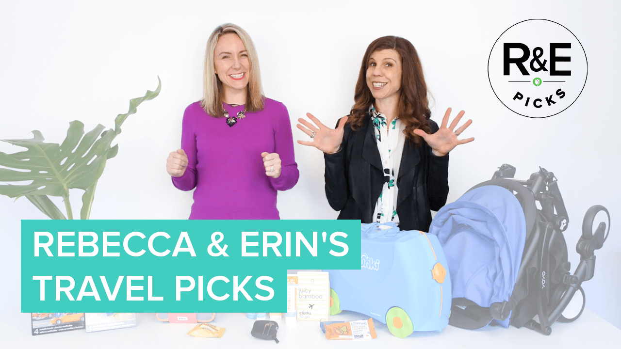 rebecca & erin's travel picks
