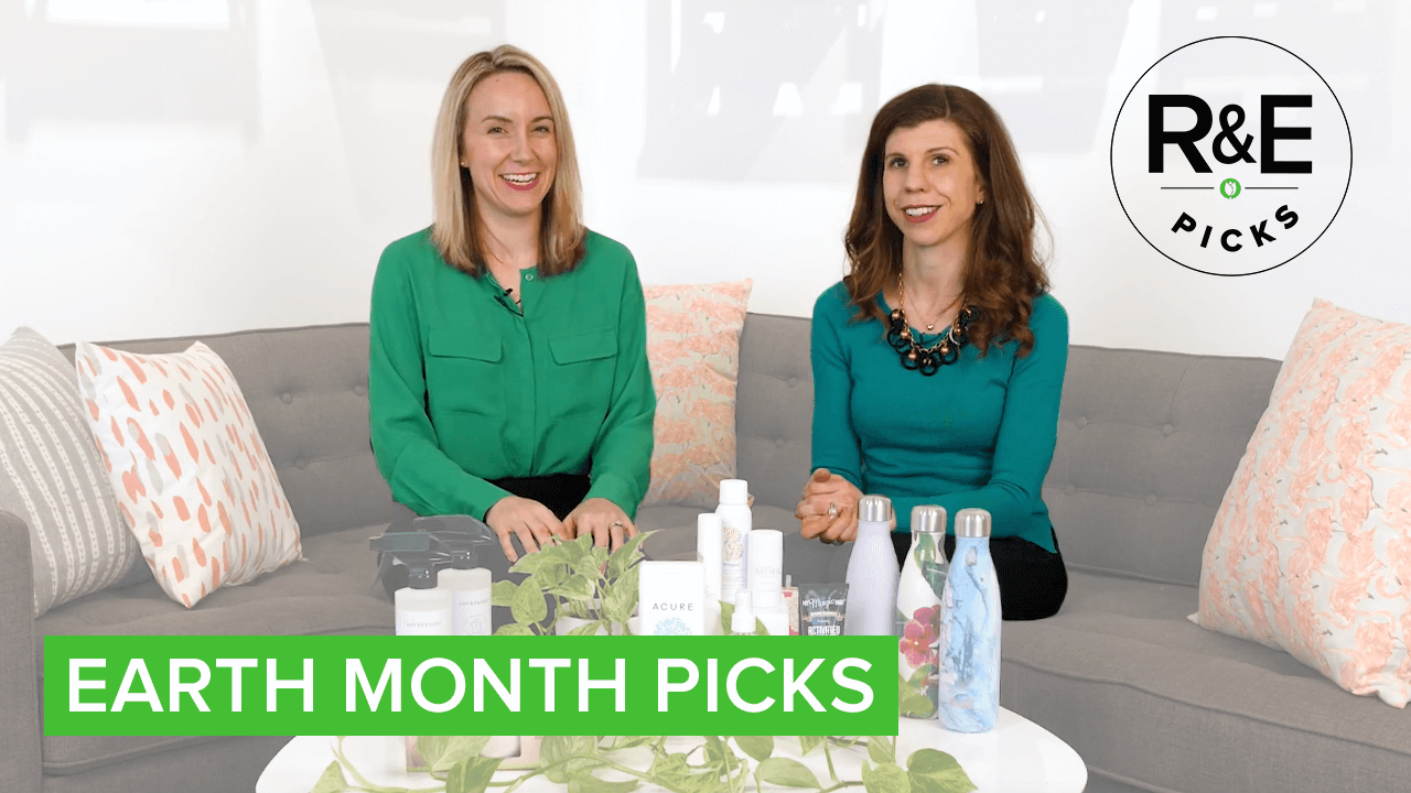 rebecca & erin's earth month picks