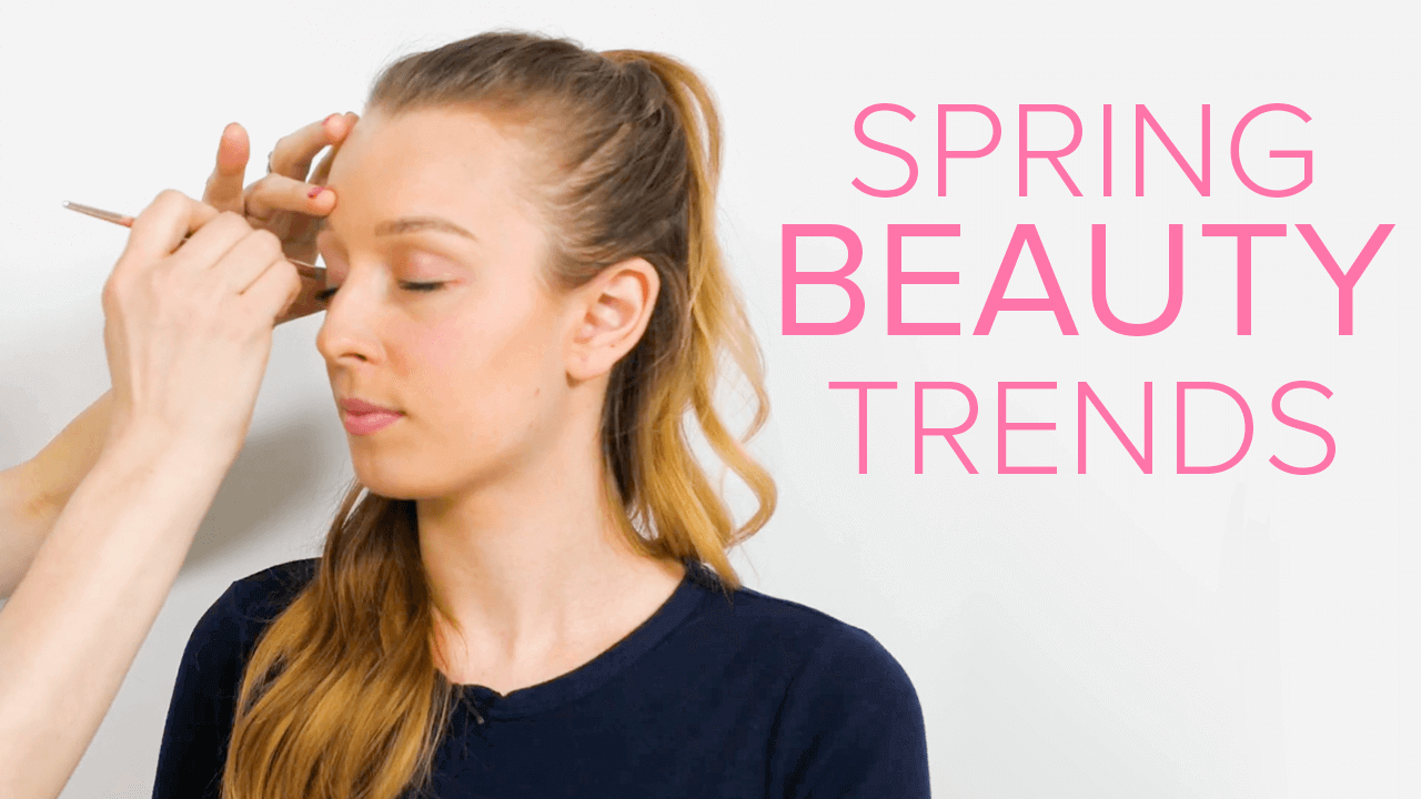 Spring Beauty Trends Thumbnail