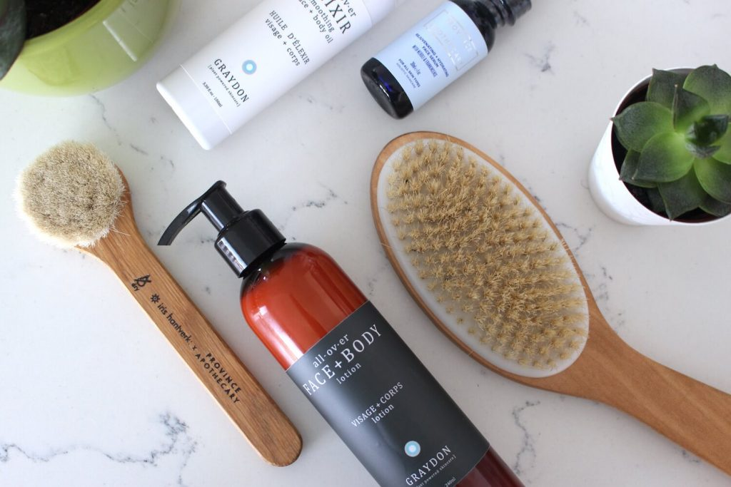 Beauty Buzzwords: Dry Brushing