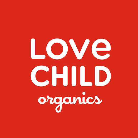love child organics logo