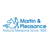 martin & pleasance logo