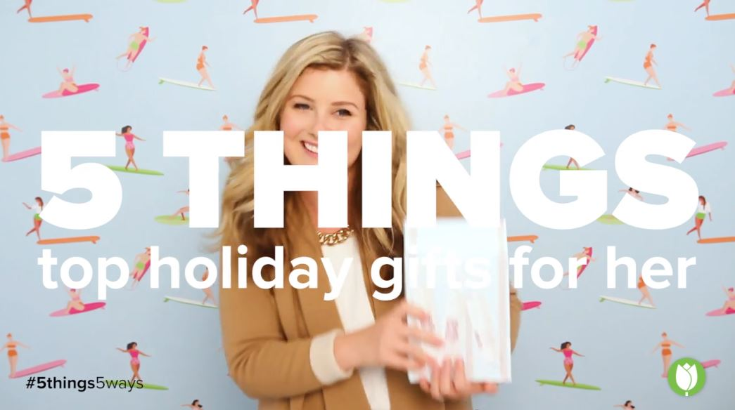 nicole's top 5 holiday gifts for her thumbnail