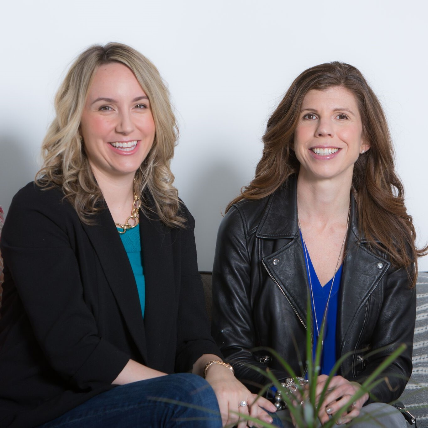 Headshot of Rebecca & Erin, Well.ca's CEO & CMO