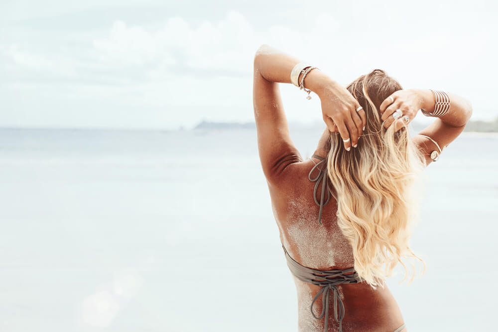 How To Get The Perfect Boho Beach Wave Hair for Summer