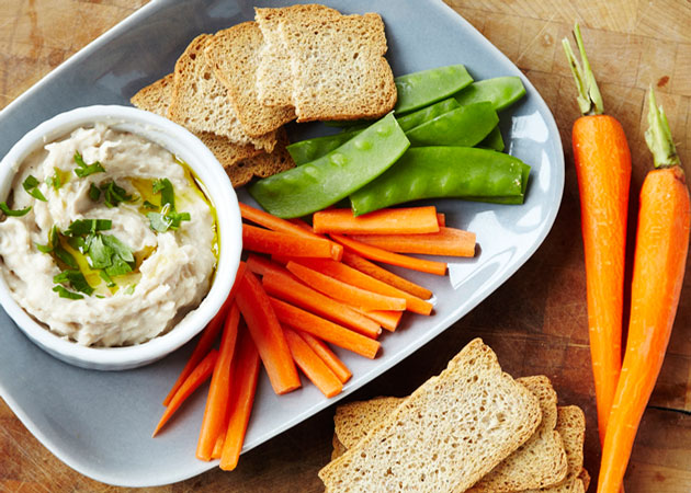 White Bean Dip from Sweet Potato Chronicles