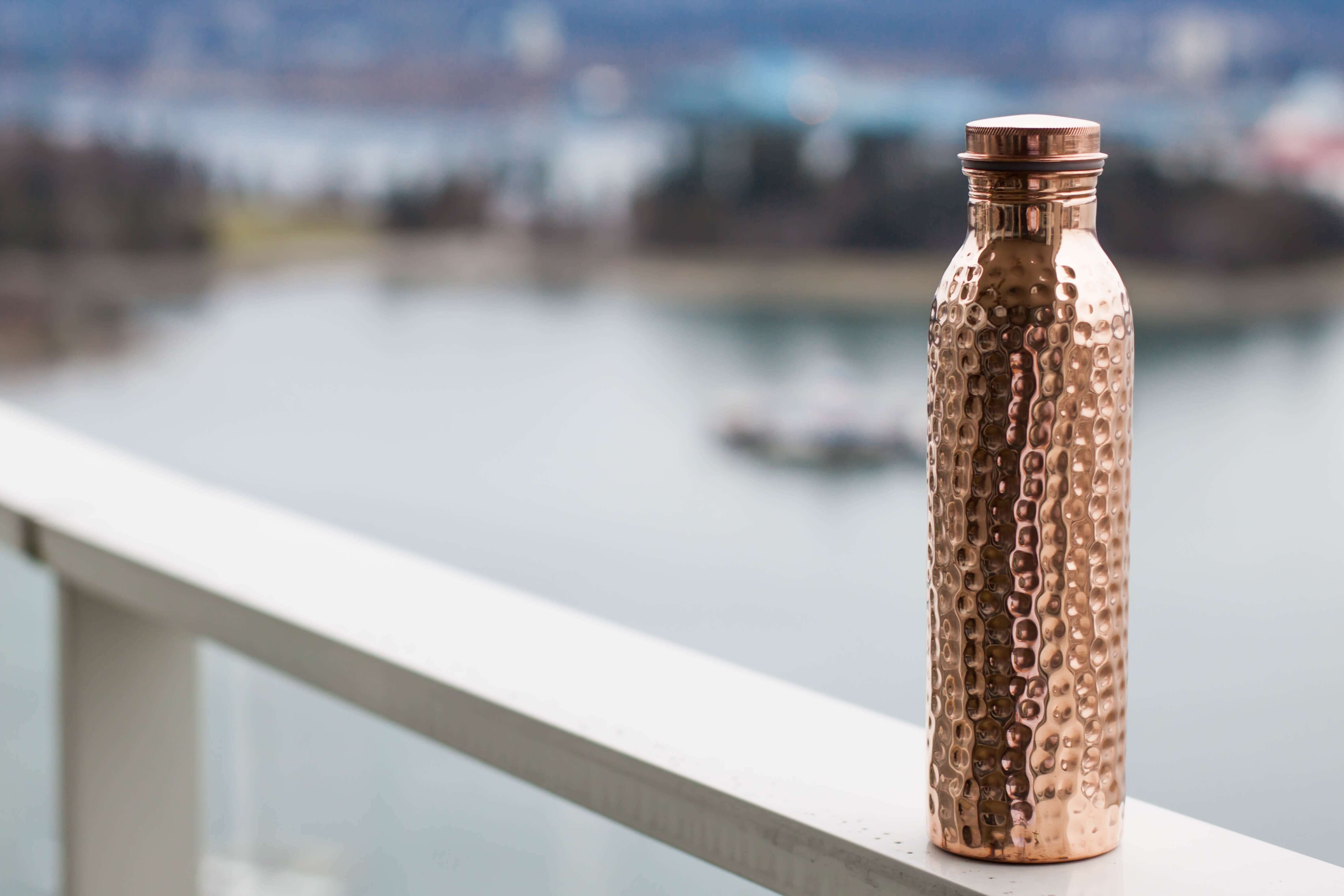 Top 5 Health Benefits of Drinking Water from a Copper Vessel