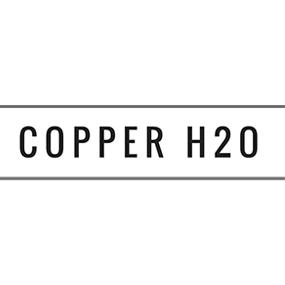 copper h2o logo