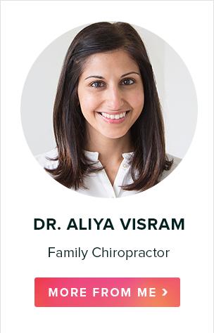 Dr. Aliya Visram, Family Chiropractor