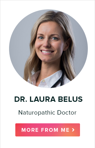 Dr. Laura Belus, Naturopathic Doctor