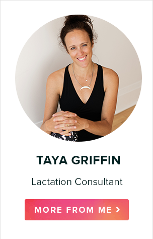 Taya Griffin, Lactation Consultant