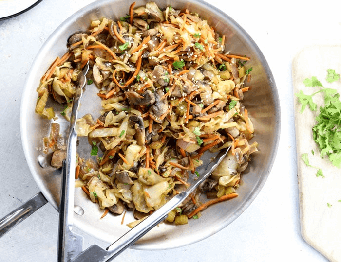 Egg Roll in a Bowl from Detoxinista