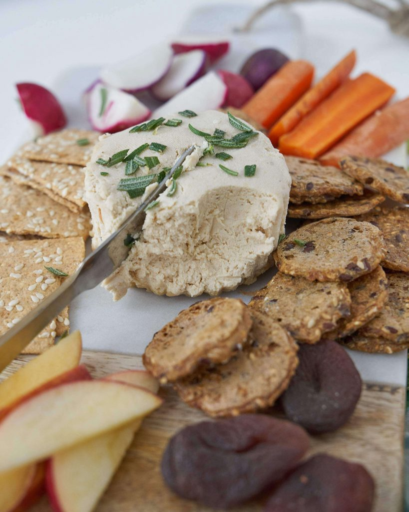 Homemade Creamy Cashew Cheese From Joyous Health