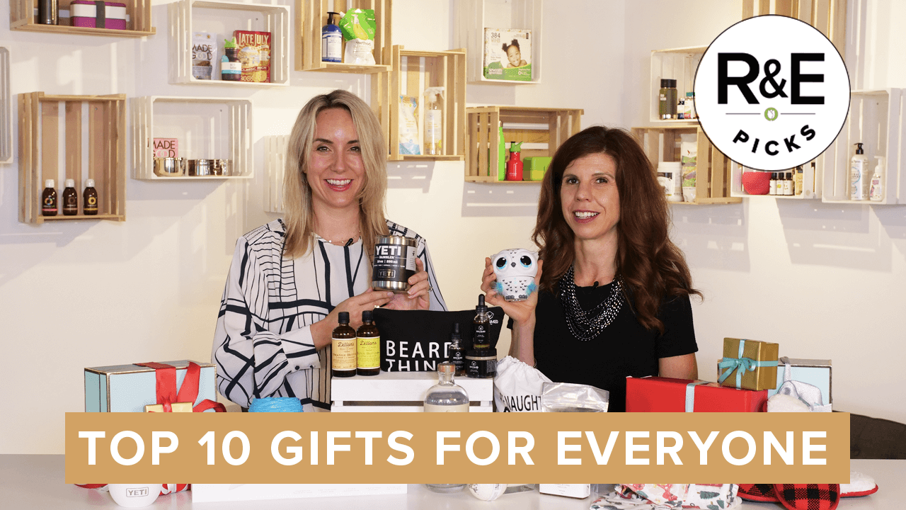 Rebecca & Erin Top Gifts for Everyone
