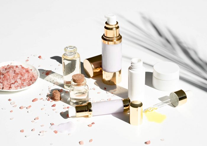 luxury beauty items