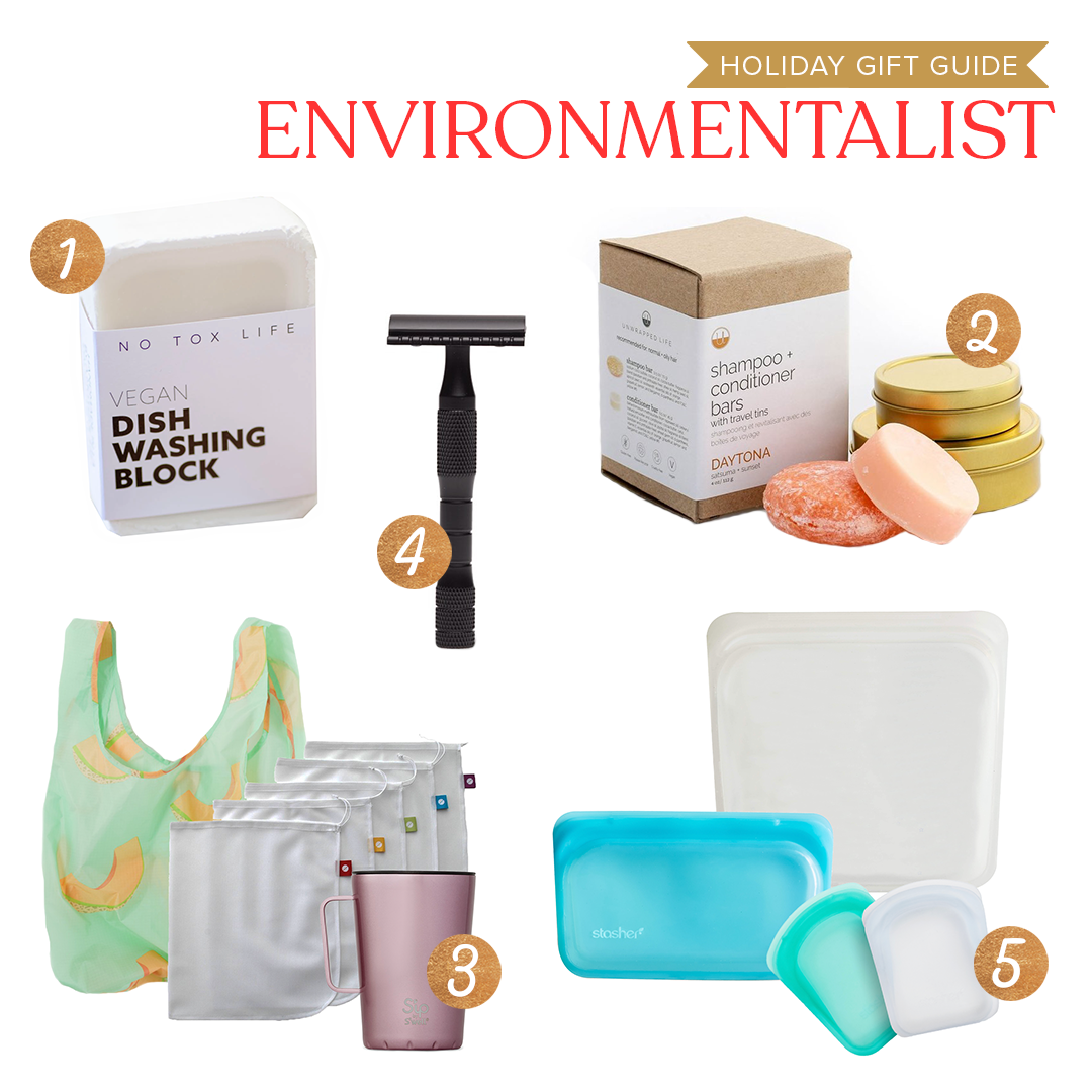 gifts for the environmentalist on your list