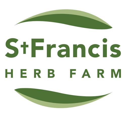 st. Francis Her Farm Logo