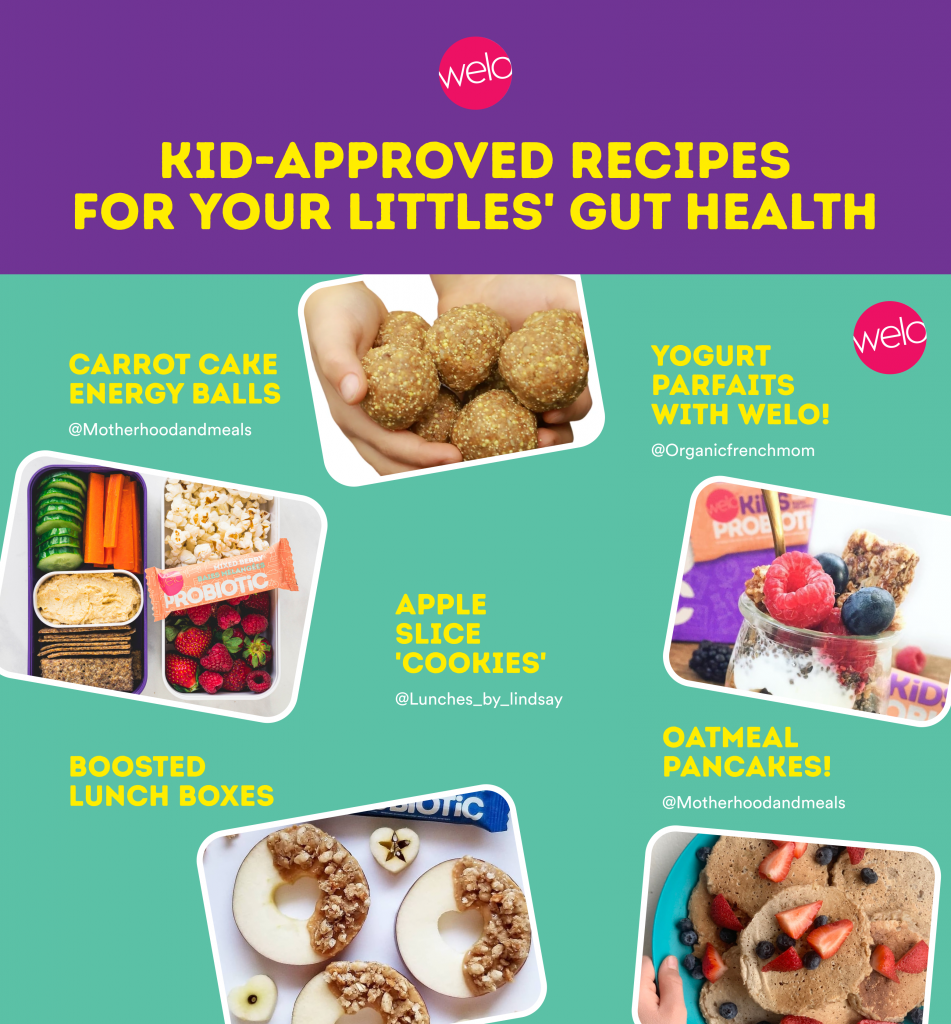 Healthy Snacks infographic