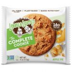apple pie flavoured cookie