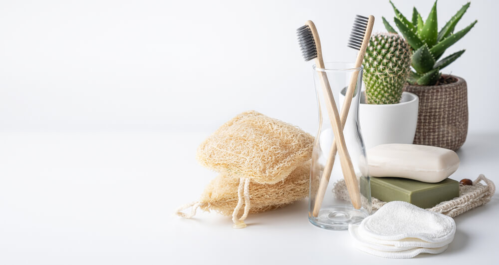 sustainable bathroom products
